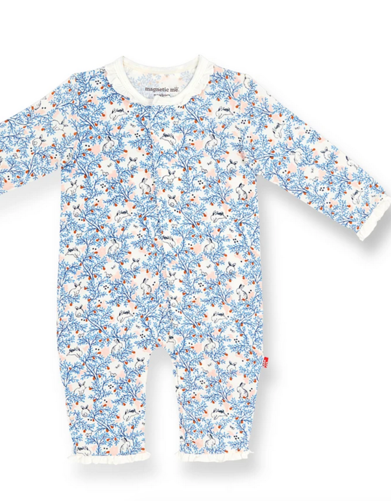 MAGNIFICENT BABY SOMEBUNNY MODAL COVERALL