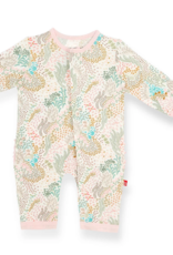 MAGNIFICENT BABY CORAL CAY  MODAL COVERALL