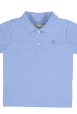 MAYORAL LAVENDER BASIC S/S POLO SHIRT