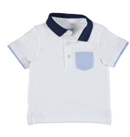 MAYORAL S/S POLO SHIRT