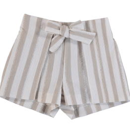 MAYORAL STRIPED SHORT PANT