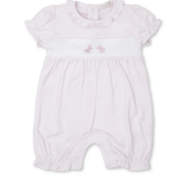 KISSY KISSY JUNGLE BABIES SHORT PLAYSUIT