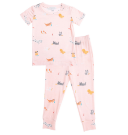 ANGEL DEAR PUPPY PLAY LOUNGE WEAR SET