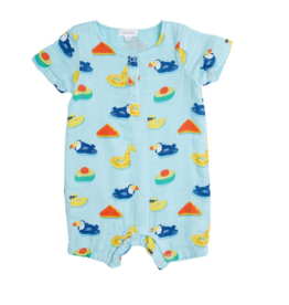 ANGEL DEAR FLOATIES MUSLIN HENLEY SHORTALL