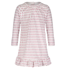 LILA & HAYES CARLIN PIMA COTTON DRESS