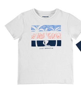 MAYORAL JUST BREATHE T-SHIRT