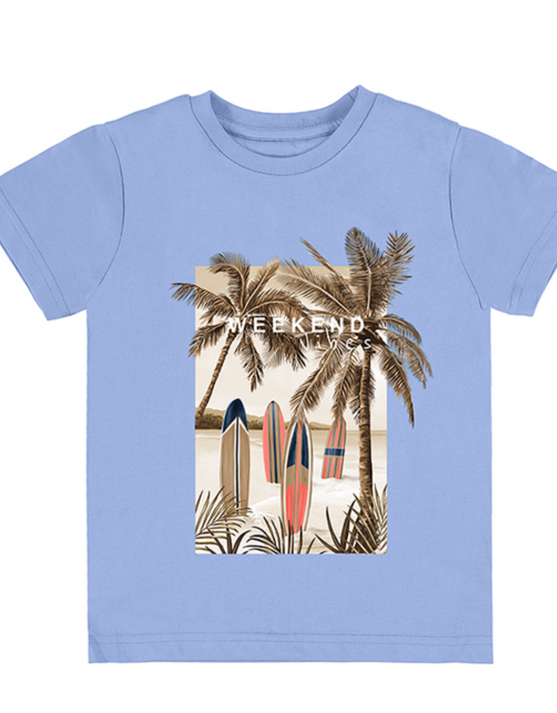 MAYORAL ECOFRIENDS WEEKEND VIBES T-SHIRT