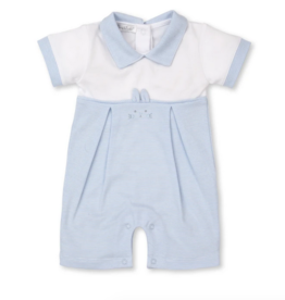 KISSY KISSY BUNNY HUGS SHORT PLAYSUIT