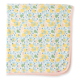 MAGNIFICENT BABY CITRUS BLOOM MODAL BLANKET