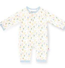 MAGNIFICENT BABY ICE ICE CREAM BABY  MODAL COVERALL