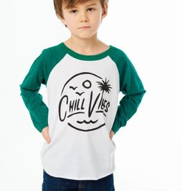 CHASER CHILL VIBES BASEBALL T-SHIRT