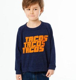 CHASER TACOS TRIBLEND T-SHIRT