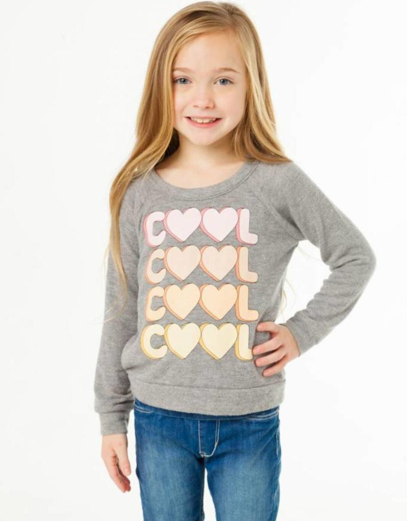 CHASER CHASER  KNIT PULLOVER