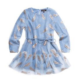IMOGA POLLY DRESS WITH BELT