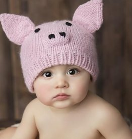 THE BLUEBERRY HILL B19SAMMIE PIG HAT