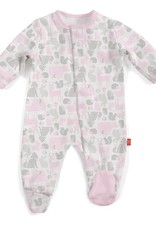 MAGNIFICENT BABY MAGNIFICENT BABY  ENCHANTED FOREST FOOTIE
