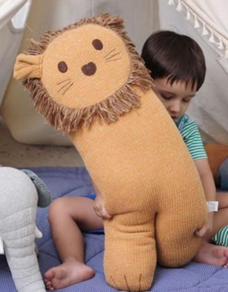 ALBETTA ALBETTA - SUPER SIZE CROCHET LION TOY