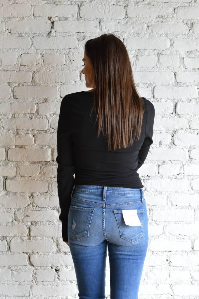 Zoe Bodysuit - Black