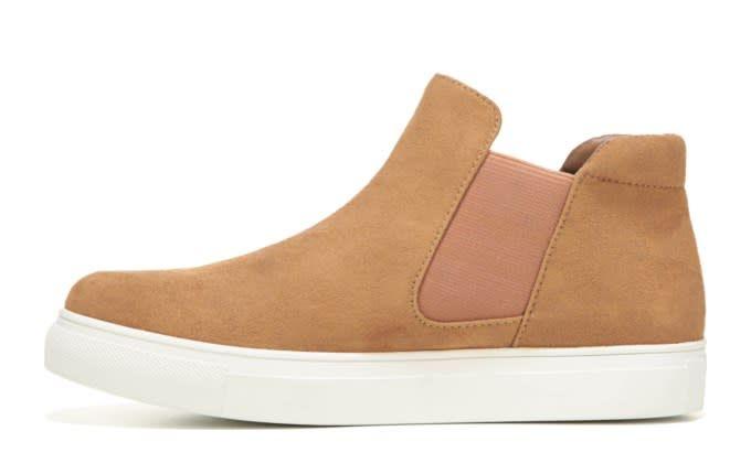 Harlan Slip On Sneaker - Cognac