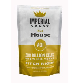 IMPERIAL YEAST IMPERIAL ORGANIC A01 HOUSE ALE