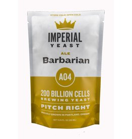 IMPERIAL YEAST IMPERIAL ORGANIC A04 BARBARIAN ALE