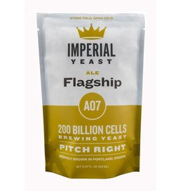 IMPERIAL YEAST IMPERIAL ORGANIC A07 FLAGSHIP ALE