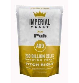 IMPERIAL YEAST IMPERIAL ORGANIC A09 PUB ALE