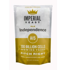 IMPERIAL YEAST IMPERIAL ORGANIC A15 INDEPENDENCE ALE
