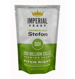 IMPERIAL YEAST IMPERIAL ORGANIC GO1 STEFON ALE