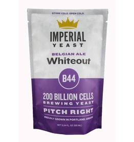 IMPERIAL YEAST IMPERIAL ORGANIC B44 WHITEOUT ALE