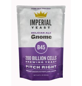 IMPERIAL YEAST IMPERIAL ORGANIC B45 GNOME ALE