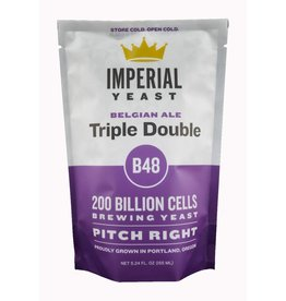 IMPERIAL YEAST IMPERIAL ORGANIC B48 TRIPLE DOUBLE ALE