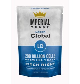 IMPERIAL YEAST IMPERIAL ORGANIC L13 GLOBAL LAGER