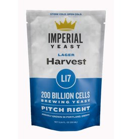 IMPERIAL YEAST IMPERIAL ORGANIC L17 HARVEST LAGER