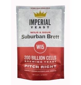 IMPERIAL YEAST IMPERIAL ORGANIC W15 SUBURBAN BRETT