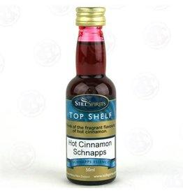 TOP SHELF HOT CINNAMON