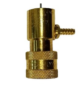FERMTECH HEAVY DUTY O2 REGULATOR WITH FILTER AND 2 MICRON STONE