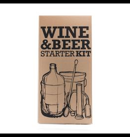 BASIC WINE OR CIDER STARTER SET