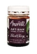 AMORETTI ARTISAN BLACK CHERRY PUREE 8OZ