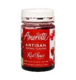 AMORETTI ARTISIAN RED SOUR CHERRY PUREE 8OZ