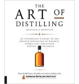 THE ART OF DISTILLING WHISKEY 2ND EDITION