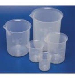PLASTIC BEAKER 250ML