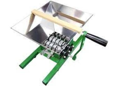 FRUIT CRUSHERS AND PARTS