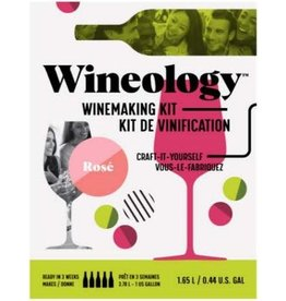 WINEOLOGY WINEOLOGY ROSE 3 WEEK  KIT