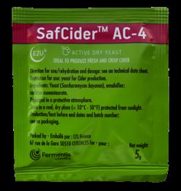 FERMENTIS SAFECIDER AC-4    5 GRAMS