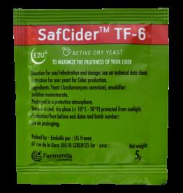 FERMENTIS SAFECIDER TF-6  5 GRAMS