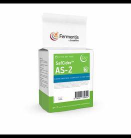 FERMENTIS FERMENTIS SAFCIDER AS-2 500 GRAMS