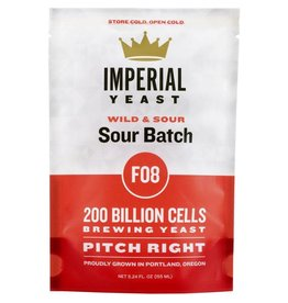 IMPERIAL YEAST IMPERIAL ORGANIC F08 SOUR BATCH