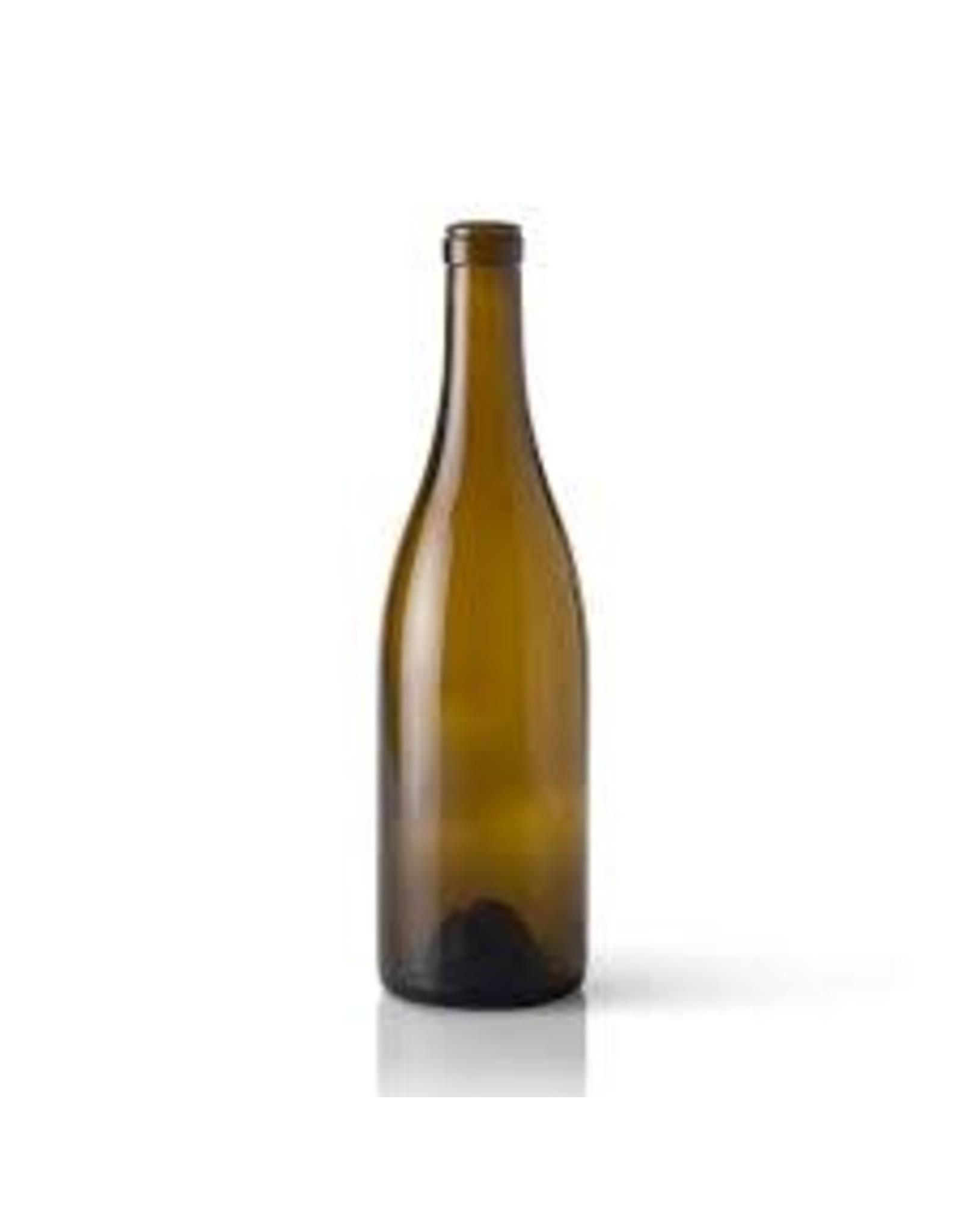 750 ML BURGANDY WINE BOTTLE 12/CASE