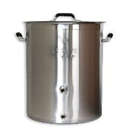 BREWERS BEST 16 GALLON BREWER'S BEAST BREWING KETTLE W/ TWO PORTS